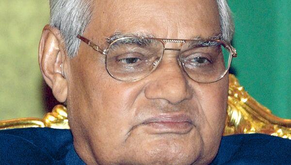 Атал Бихари Ваджпаи. Архивное фото