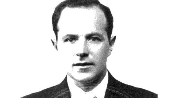 Бывший надзиратель нацистского концлагеря Яков Палий. Архивное фото