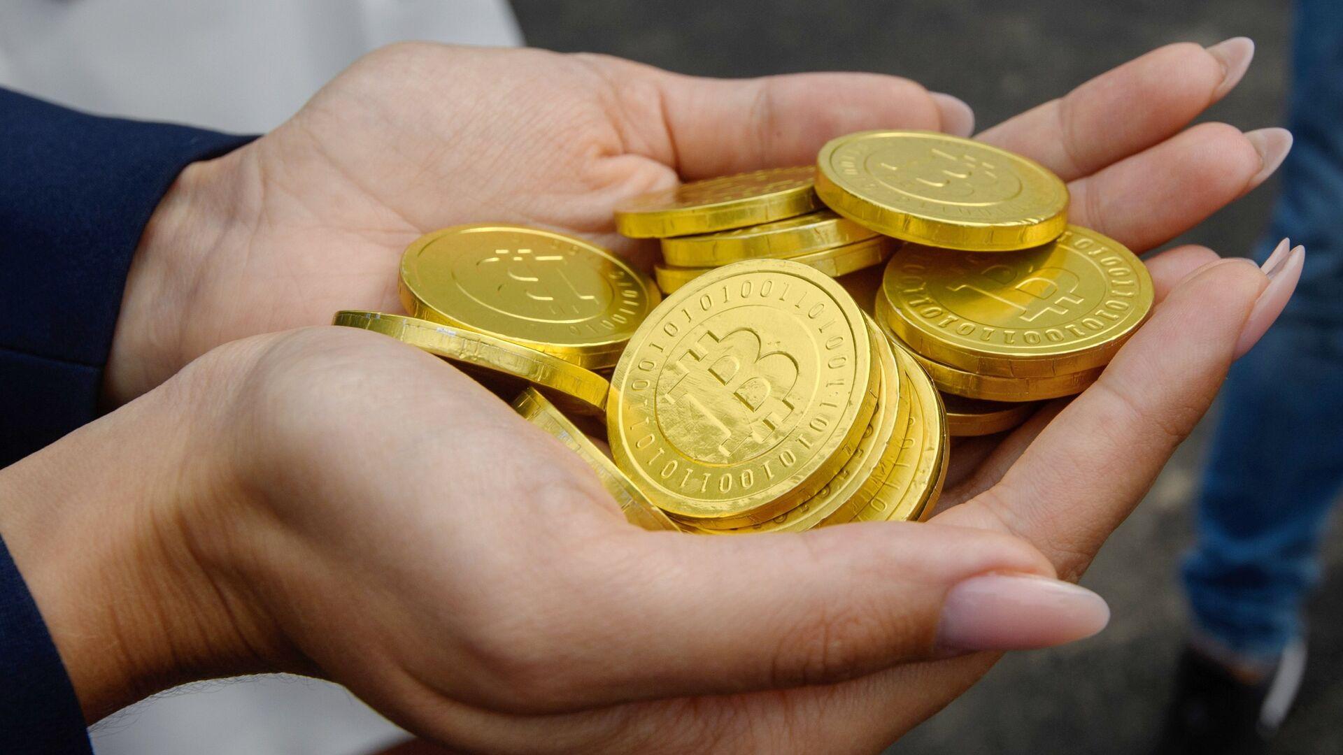 Банк России объяснил, чем цифровой рубль отличается от криптовалюты