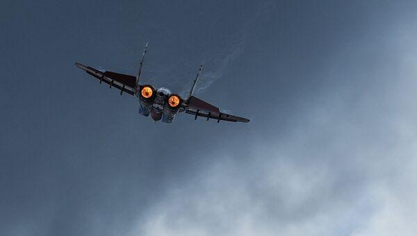 Истребитель МиГ-29. Архивное фото