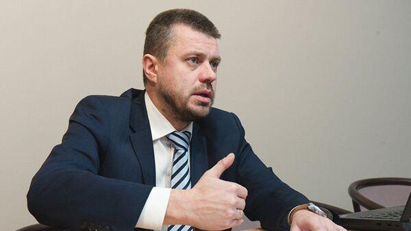 Министр юстиции Эстонии Урмас Рейнсалу