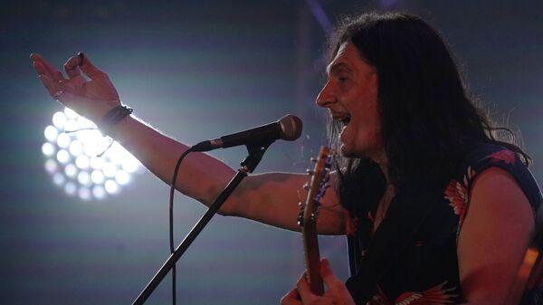 Участник группы Chet Men, гитарист Дмитрий Четвергов