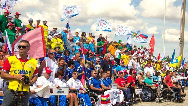 В Крыму пройдет Всероссийский спортивный фестиваль людей с инвалидностью