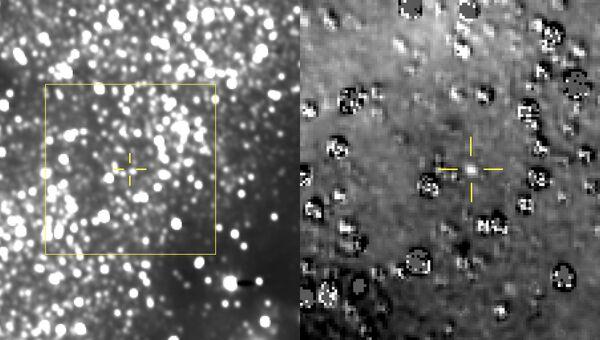 Первые фотографии Ультимы Туле, предтечи Плутона