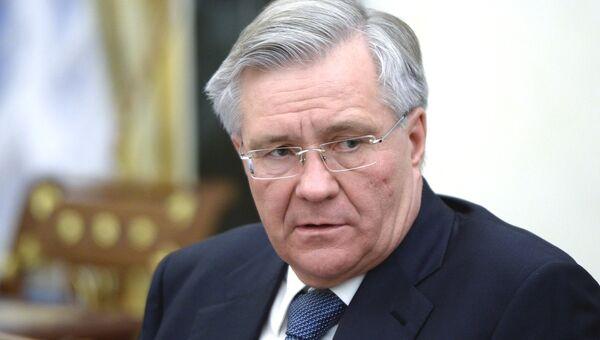 Генеральный директор и совладелец нефтегазовой компании ОАО Сургутнефтегаз Владимир Богданов