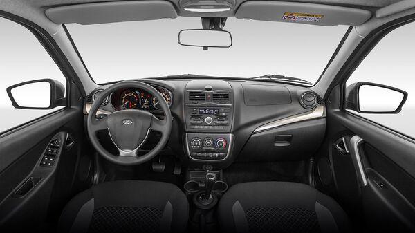 Интерьер автомобиля Lada Granta
