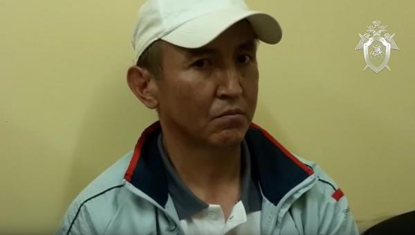 42-летний мужчина обвиняемый в убийстве полицейского в метро