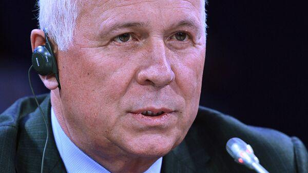 Генеральный директор государственной корпорации «Ростех» Сергей Чемезов. Архивное фото