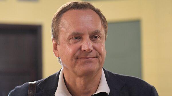 Актер Андрей Соколов