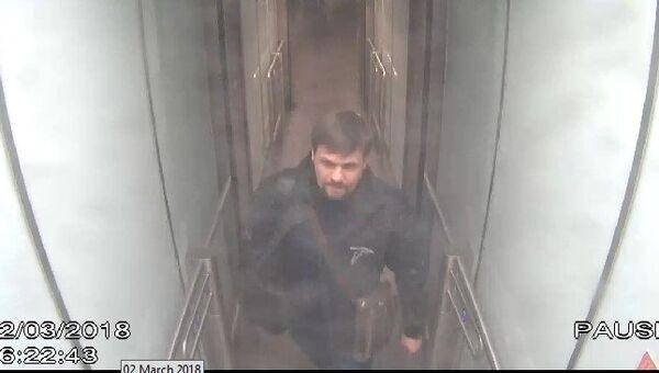 Подозреваемый в попытке убийства Сергея Скрипаля и его дочери Юлии в Солсбери Руслан Боширов. Архивное фото