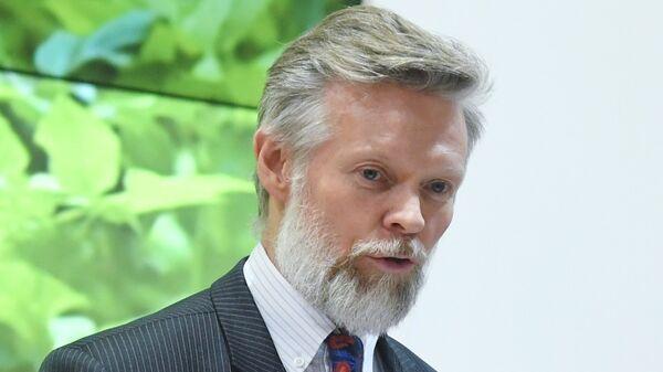Посол Швеции в России Петер Эриксон