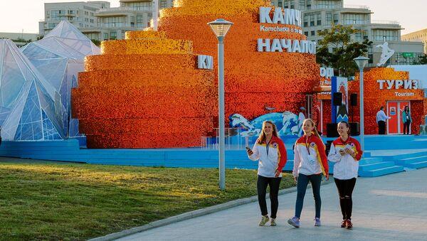 Более 600 волонтеров поучаствуют в проведении ВЭФа в Приморье