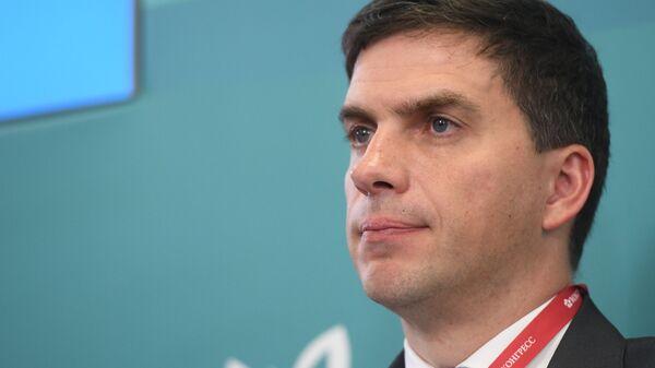 Генеральный директор группы компаний Русагро Максим Басов