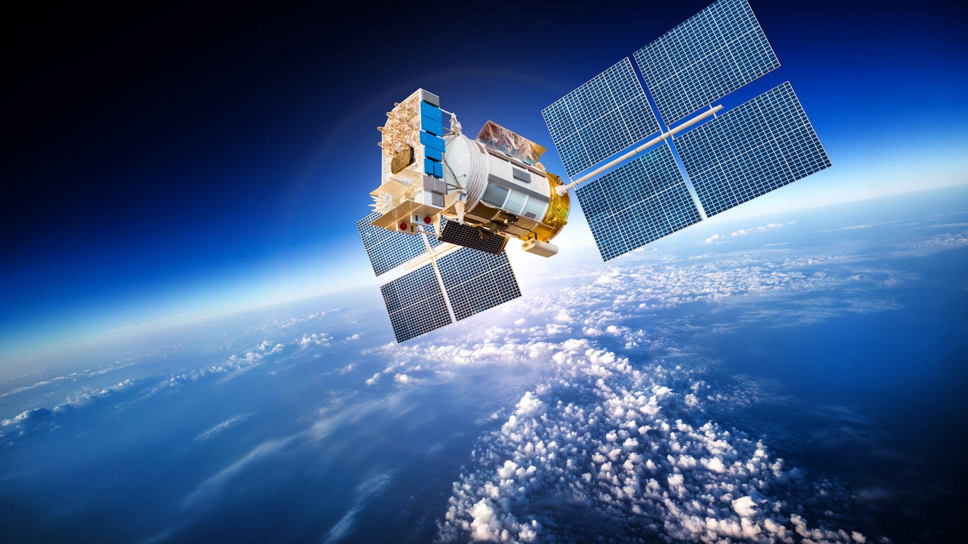 Российский военный спутник сгорел в атмосфере над Антарктидой
