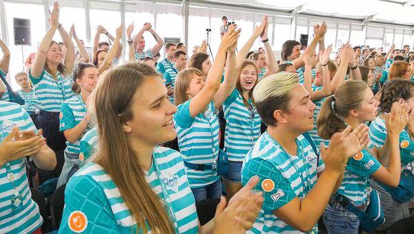 Точка отсчета и место вдохновения: волонтеры о своей смене на Тавриде-2018