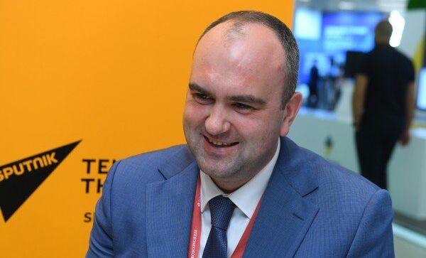 Генеральный директор Агентства по развитию человеческого капитала на Дальнем Востоке Сергей Ховрат