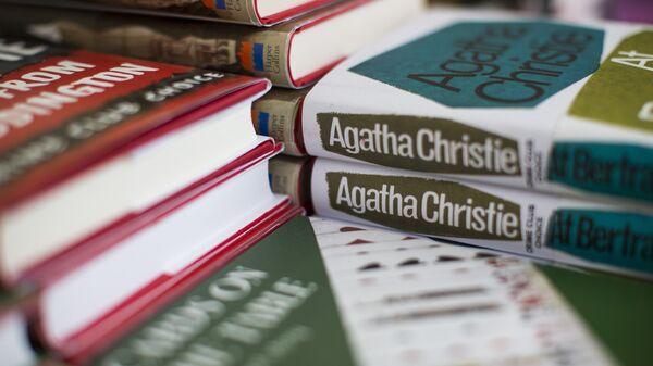 Книги писательницы Агаты Кристи