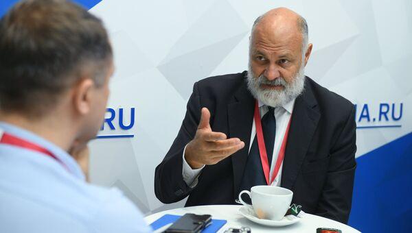 Лауреат Нобелевской премии мира, член совета директоров Европейского средиземноморского центра климатических изменений Риккардо Валентини