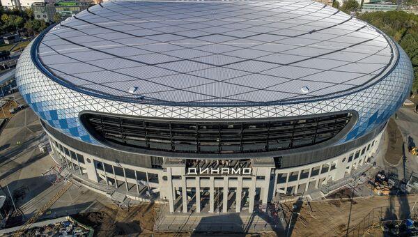 Стадион Динамо в Москве