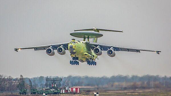 Многофункциональный авиационный комплекс А-100 Премьер