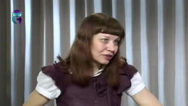 Режиссер Ирина Бессарабова. Архивное фото