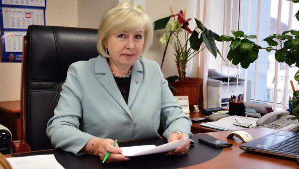 Министр здравоохранения Камчатского края Татьяна Лемешко. Архивное фото