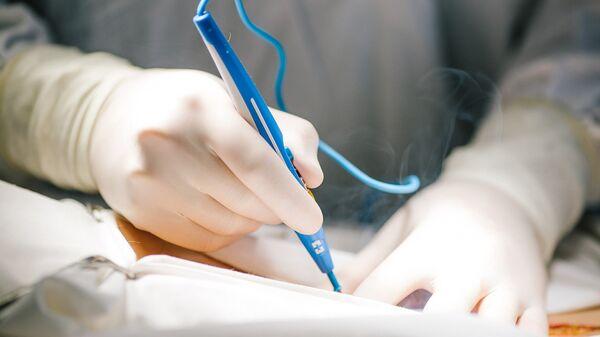 Ножом по опухоли: современные технологии против рака