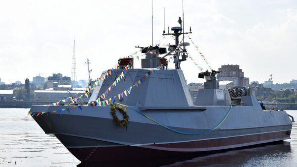 Катер Кентавр ВМС Украины