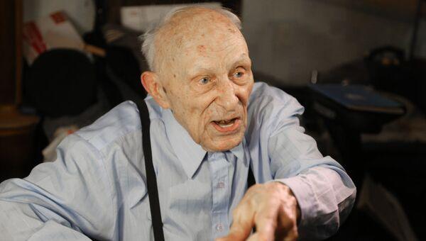 Ветеран Великой Отечественной войны Юрий Величко. Архивное фото