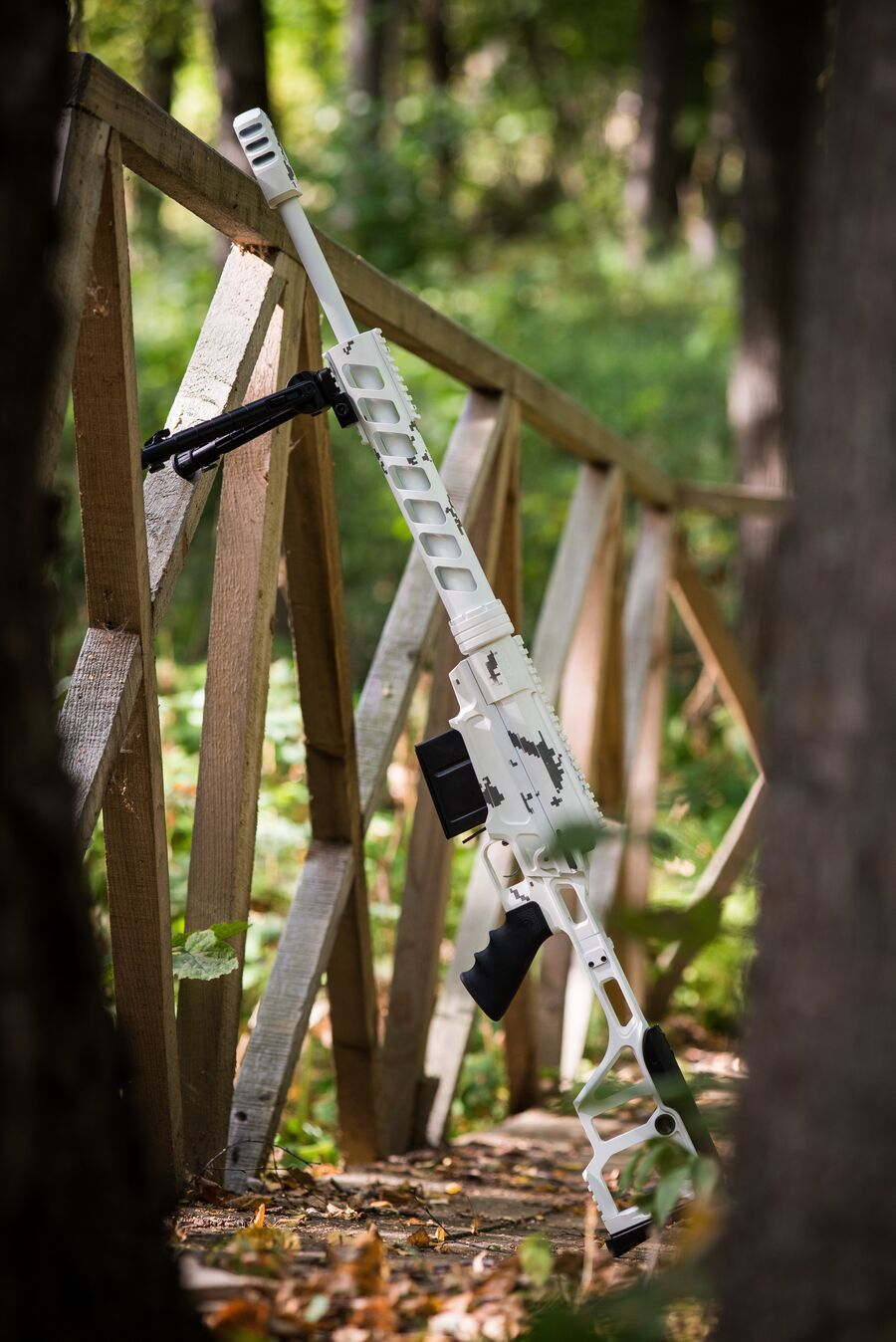 Снайперская винтовка TSLV8 Сталинград