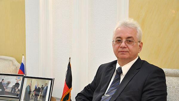 Чрезвычайный и полномочный посол Российской Федерации в Исламской Республике Афганистан Александр Мантыцкий