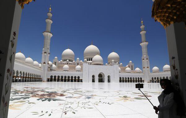 Мечеть шейха Зайда в Абу-Даби