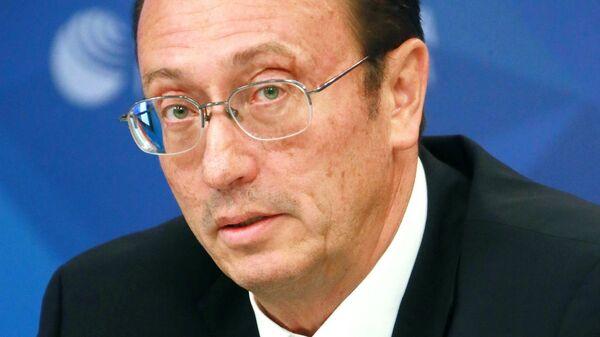 Директор департамента по вопросам нераспространения и контроля над вооружениями МИД РФ Владимир Ермаков