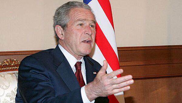 Джордж Буш. Архив
