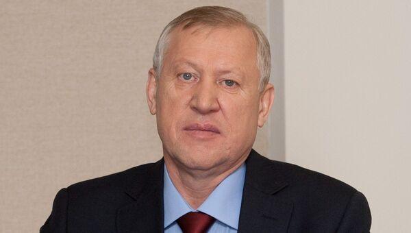 Мэр Челябинска Евгений Тефтелев. Архивное фото
