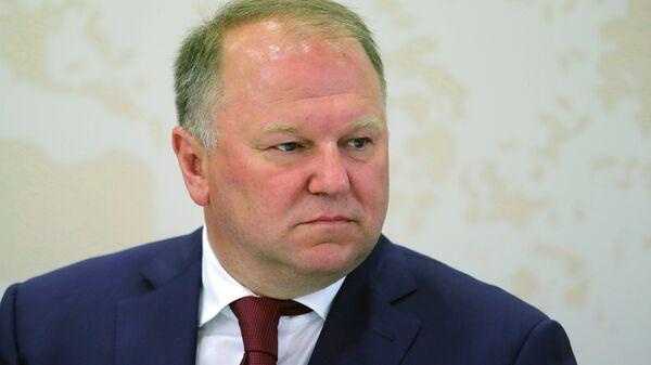 Полномочный представитель президента РФ в Северо-западном федеральном округе Николай Цуканов