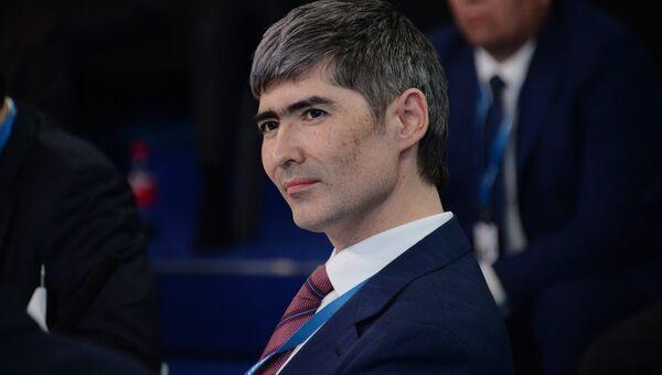 Заместитель министра транспорта РФ Алан Лушников