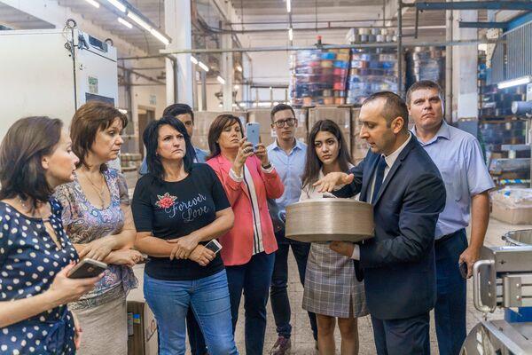 Бизнес-миссия в Турцию, организованная Минпромторгом России
