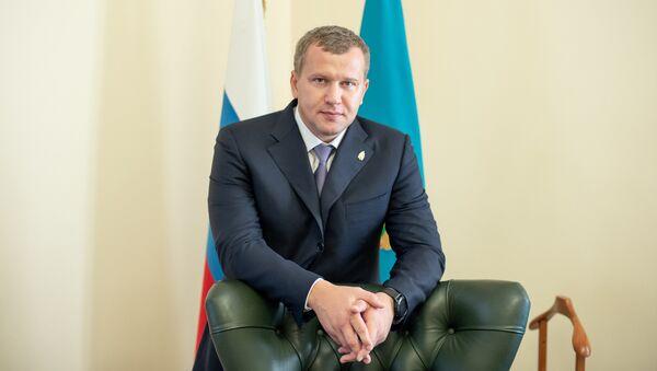 Врио губернатора Астраханской области Сергей Морозов