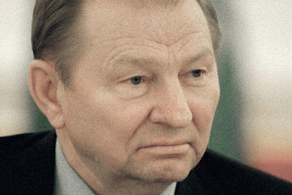 Леонид Кучма. Архив