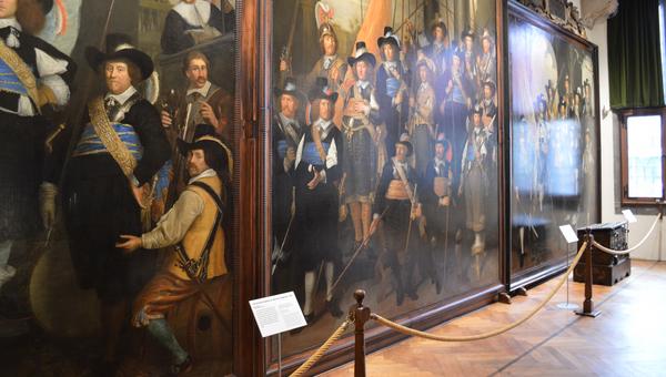 В музее Западной Фрисландии в голландском городе Хорн