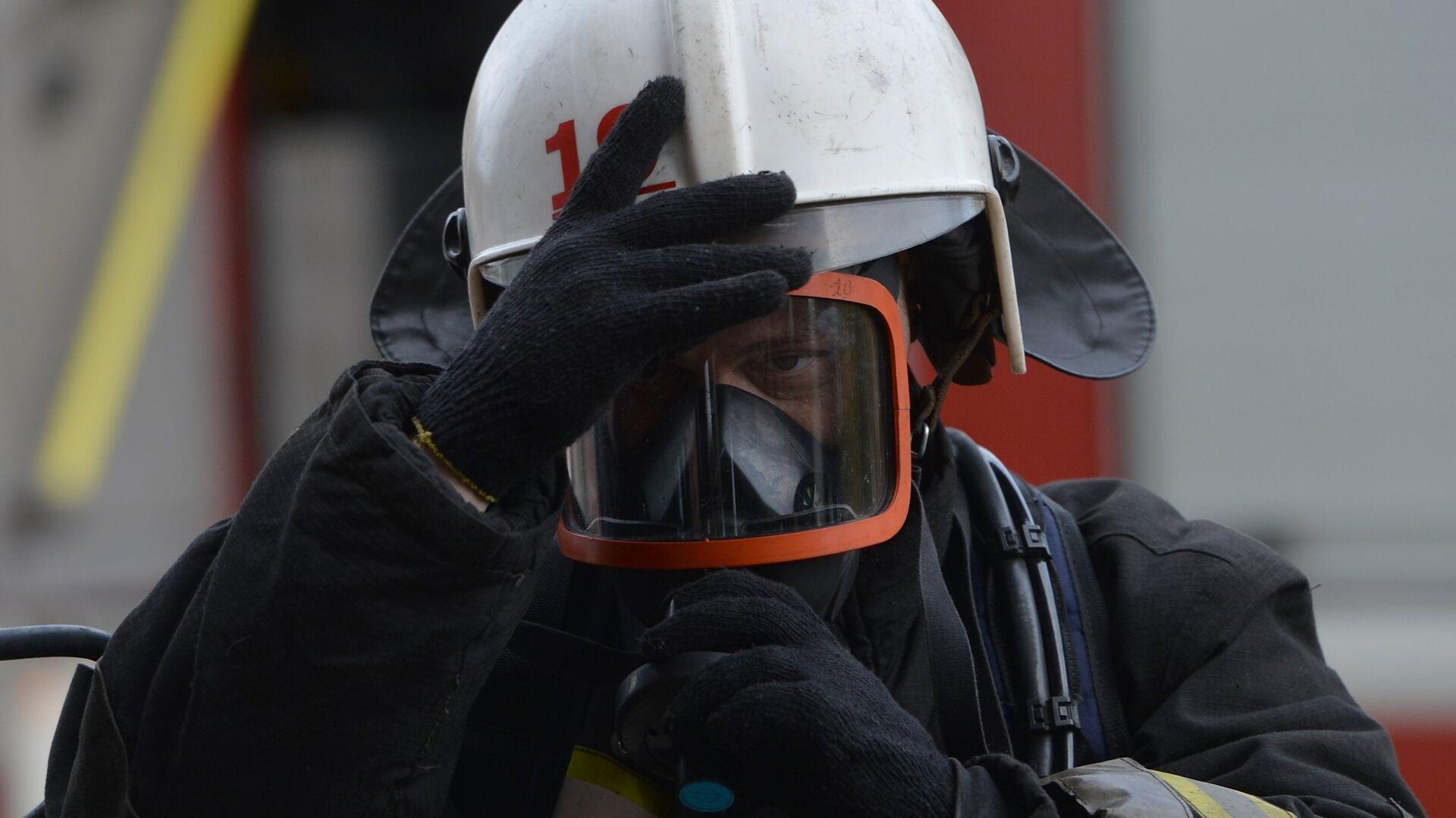 При пожаре в Новой Москве погиб ребенок - 21.02.2021