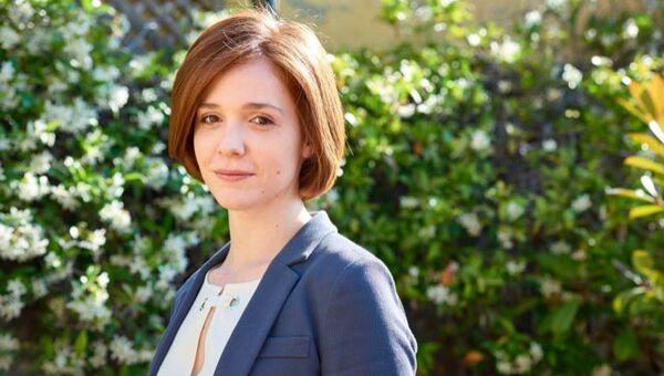 Председатель комиссии по международным делам нижней палаты итальянского парламента Марта Гранде