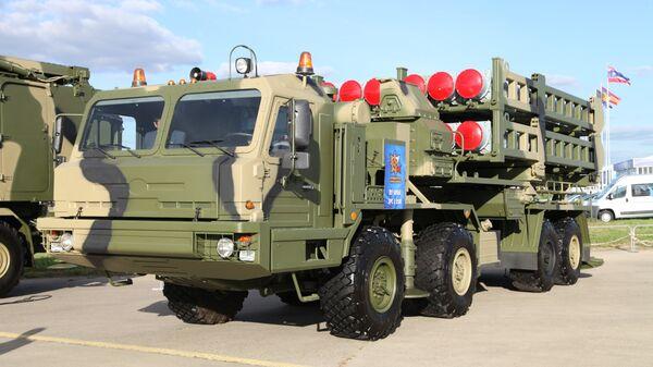 ЗРС С-350Е Витязь