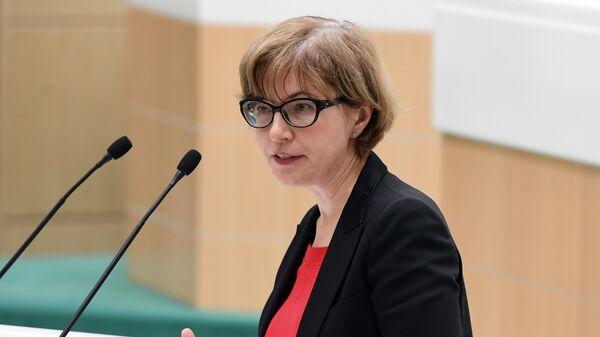 Первый заместитель председателя Центрального банка РФ Ксения Юдаева