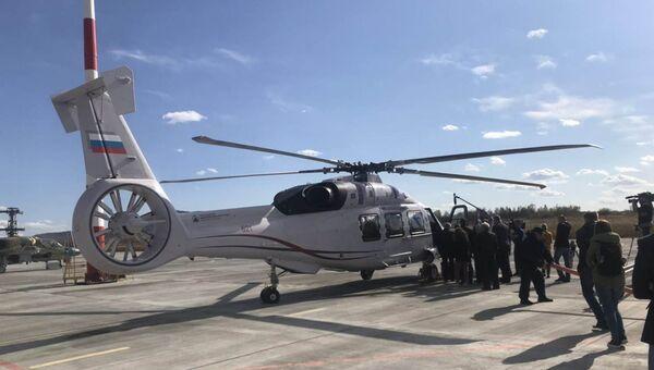 Гражданский вертолет Ка-62. Архивное фото