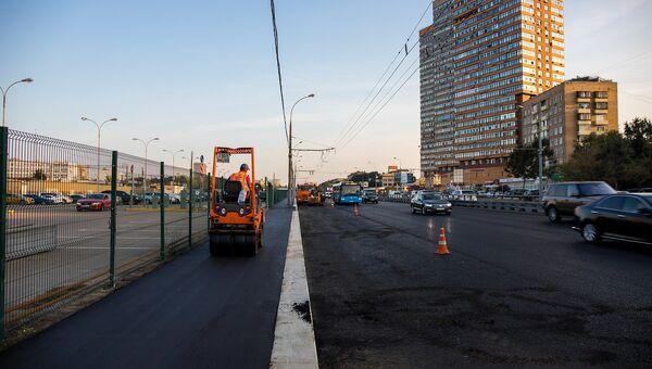Ремонт на Дмитровском шоссе