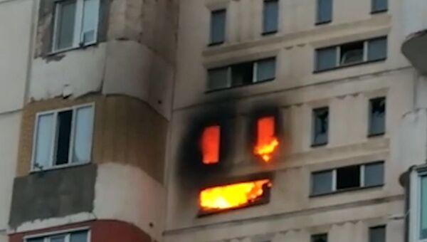 Не дам смерти забрать любимых!: дагестанец спас из пожара жену и ребенка через крышу многоэтажки