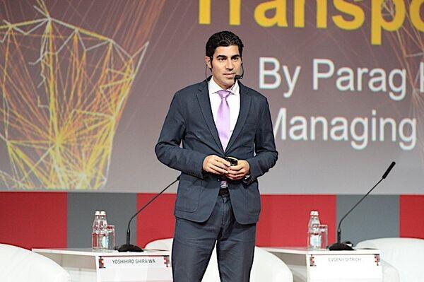 Советник по глобальным стратегиям, основатель и управляющий партнер, FutureMap Параг Ханна