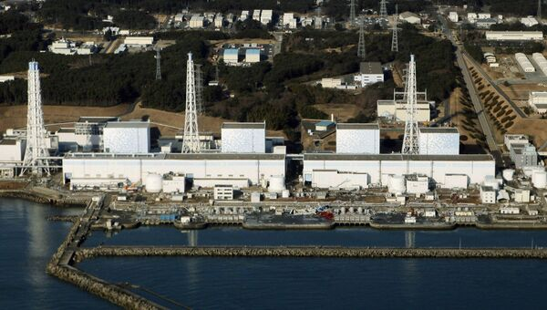 Последствия аварии на АЭС Фукусима-1 в марте 2011 года